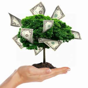 Finally someone will pay you when your tenant want. It is like a money tree grows when you need it most.