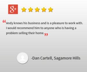 Sagamore Hills OH Short Sale Dan Cartell