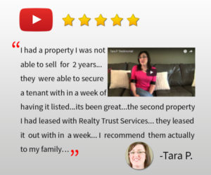 grafton ohio property management testimonial -tara