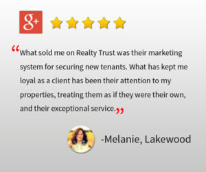 property management lakewood oh Melanie