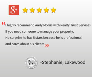 property management lakewood oh Stephanie