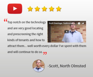 property management north olmsted oh Scott Doeringer