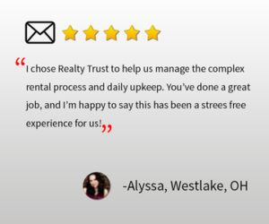 property management westlake oh Alyssa