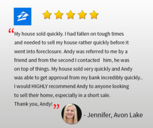 short sale avon lake oh Jennifer Romes