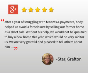 short sale grafton oh Star